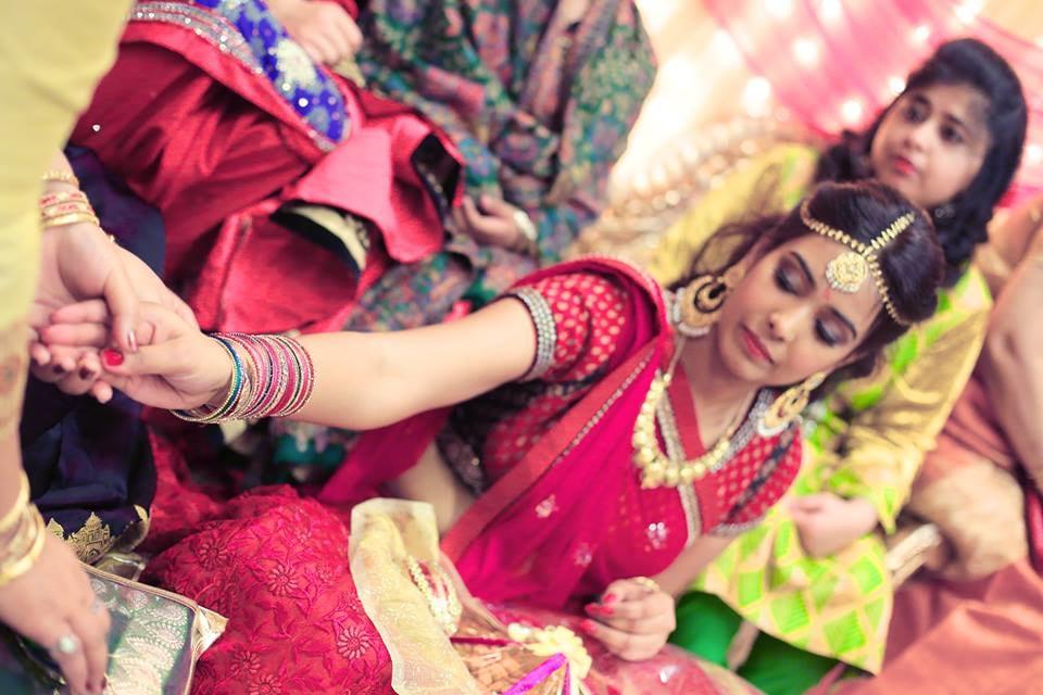 Shagan shot! by Memoirs by Paramjeet Singh Dhanjal Wedding-photography | Weddings Photos & Ideas