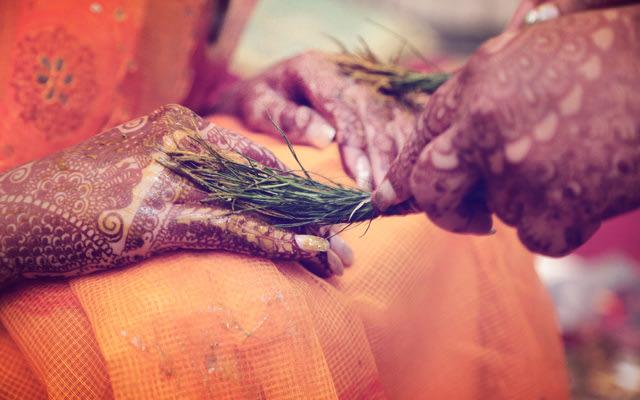 The Auspicious Haldi Custom by Paramjeet Singh Dhanjal Wedding-photography | Weddings Photos & Ideas