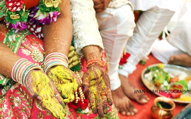 beautiful haldi by Jinen Shah Photography Wedding-photography | Weddings Photos & Ideas