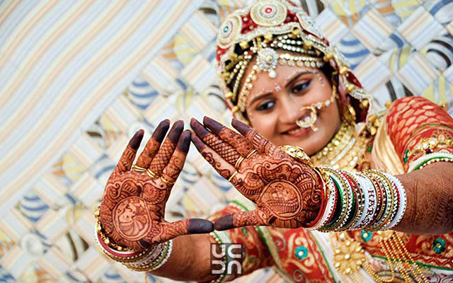 Classic mehendi design by Jinen Shah Photography Wedding-photography | Weddings Photos & Ideas