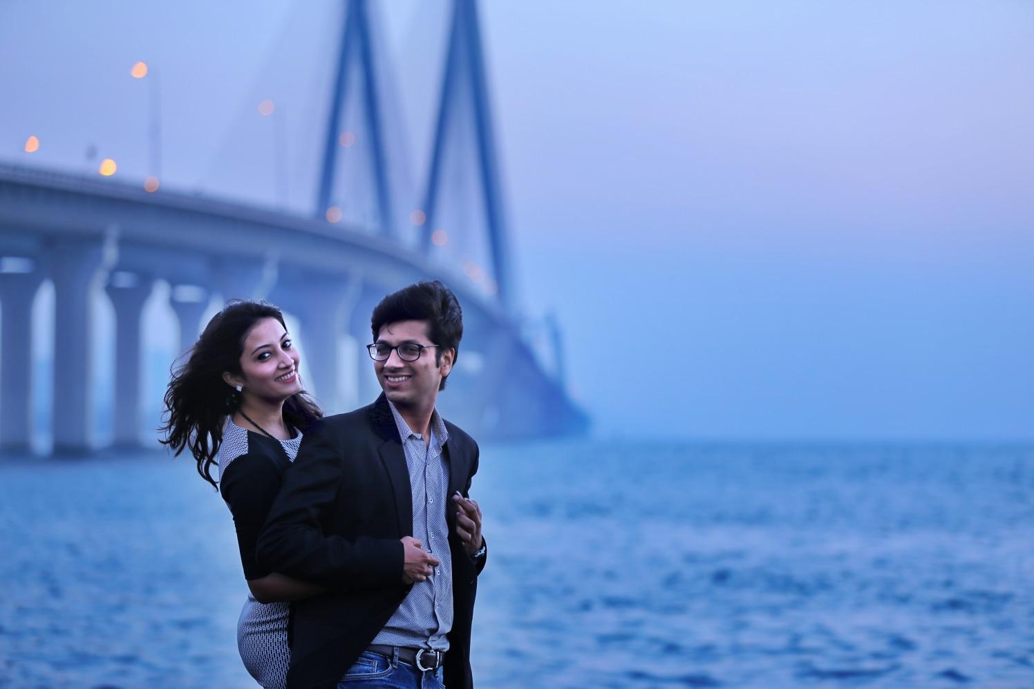 Amazing couple with amazing background by Jinen Shah Photography Wedding-photography   Weddings Photos & Ideas