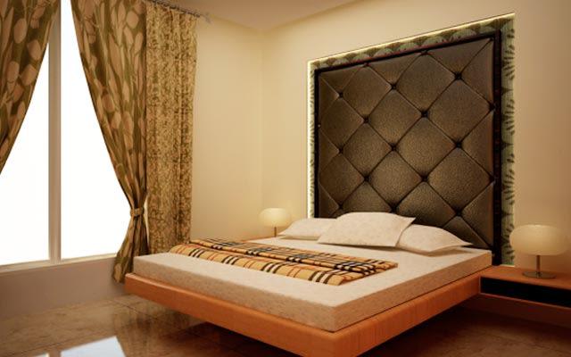 A Royal Bedroom. by The Designers Bedroom Contemporary | Interior Design Photos & Ideas