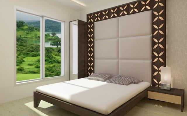 Simple Bedroom. by The Designers Bedroom Contemporary | Interior Design Photos & Ideas
