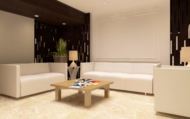 Simple Living Room. by The Designers Living-room Modern | Interior Design Photos & Ideas