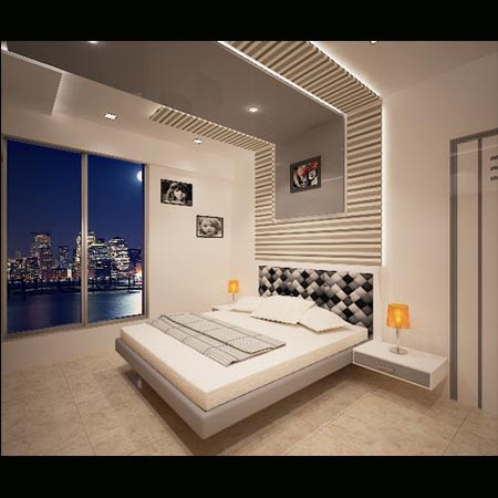 Modern Bedroom. by The Designers Bedroom Modern | Interior Design Photos & Ideas