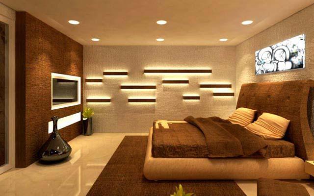 Contemporary Bedroom. by ARCHVISTA Bedroom Contemporary   Interior Design Photos & Ideas