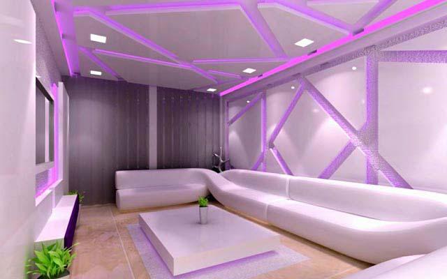A Contemporary Living Room. by ARCHVISTA Living-room Contemporary | Interior Design Photos & Ideas