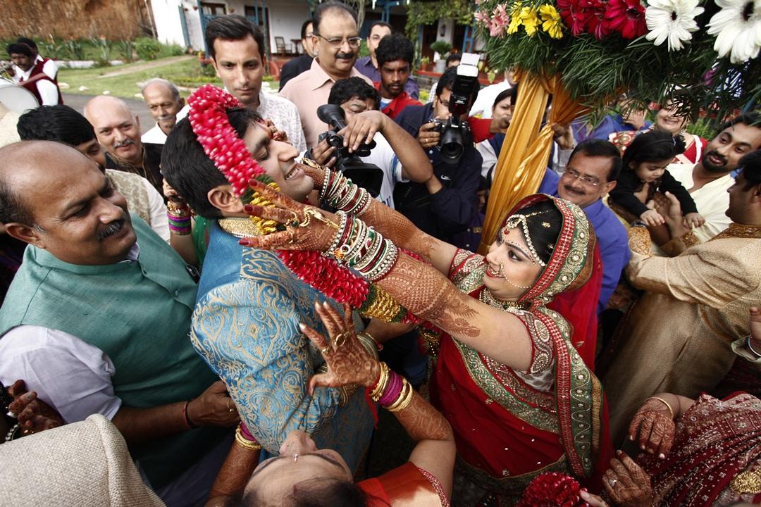 Happily married by Praveen P Raj  Wedding-photography | Weddings Photos & Ideas
