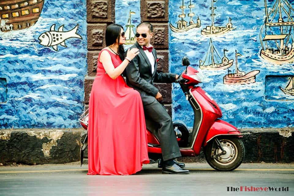 Imperial red vogue by The Fisheye world institute of photography and studios Wedding-photography   Weddings Photos & Ideas