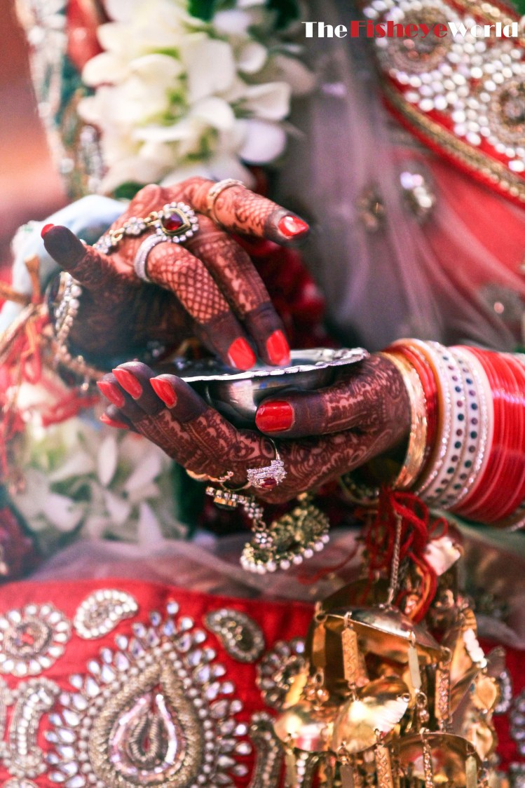 Dark beautiful mehndi by The Fisheye world institute of photography and studios Wedding-photography | Weddings Photos & Ideas