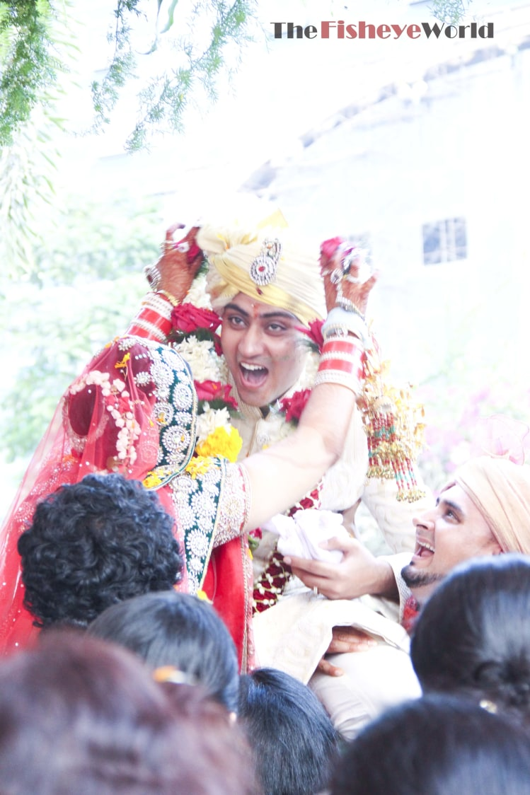 Beatific ceremony performed by The Fisheye world institute of photography and studios Wedding-photography | Weddings Photos & Ideas