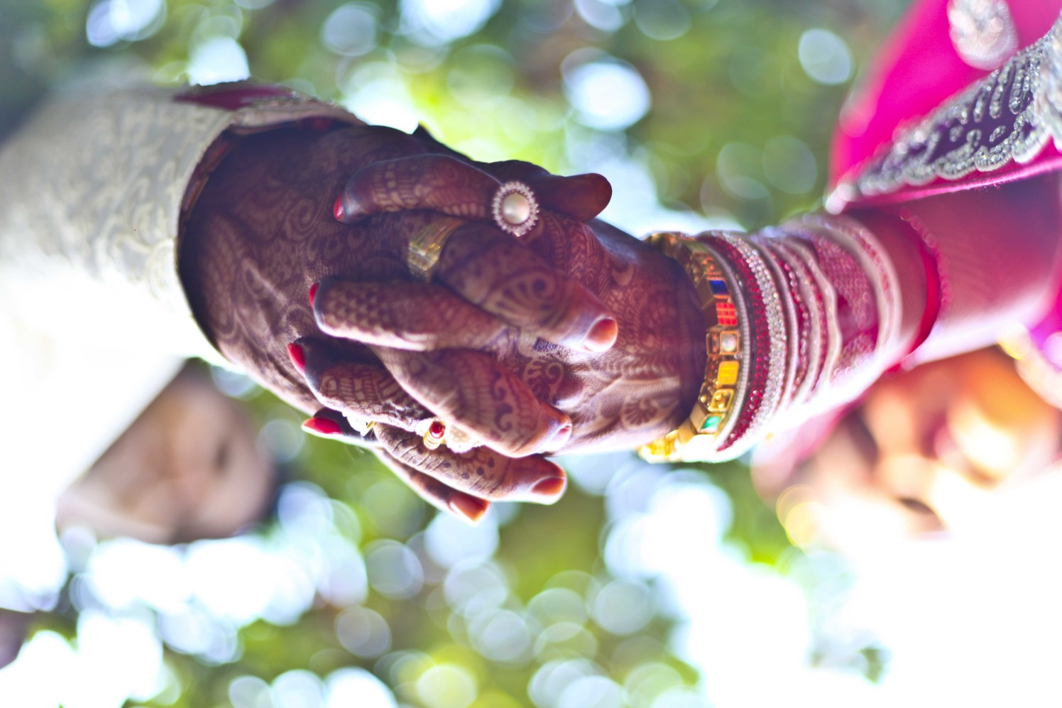 Embrace of everlasting togetherness by The Fisheye world institute of photography and studios Wedding-photography | Weddings Photos & Ideas