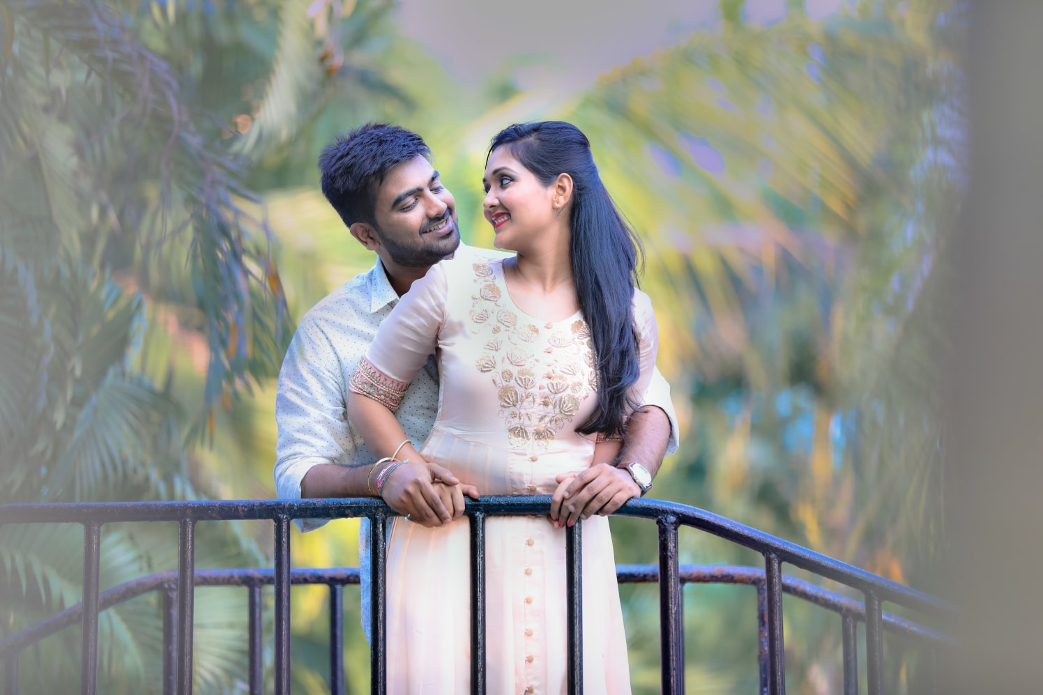 Glance of ardent love by The Fisheye world institute of photography and studios Wedding-photography | Weddings Photos & Ideas
