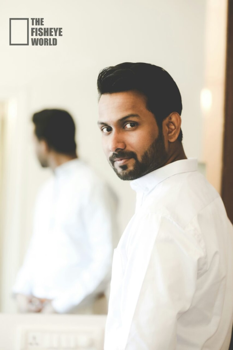 Handsome groom by The Fisheye world institute of photography and studios Wedding-photography | Weddings Photos & Ideas