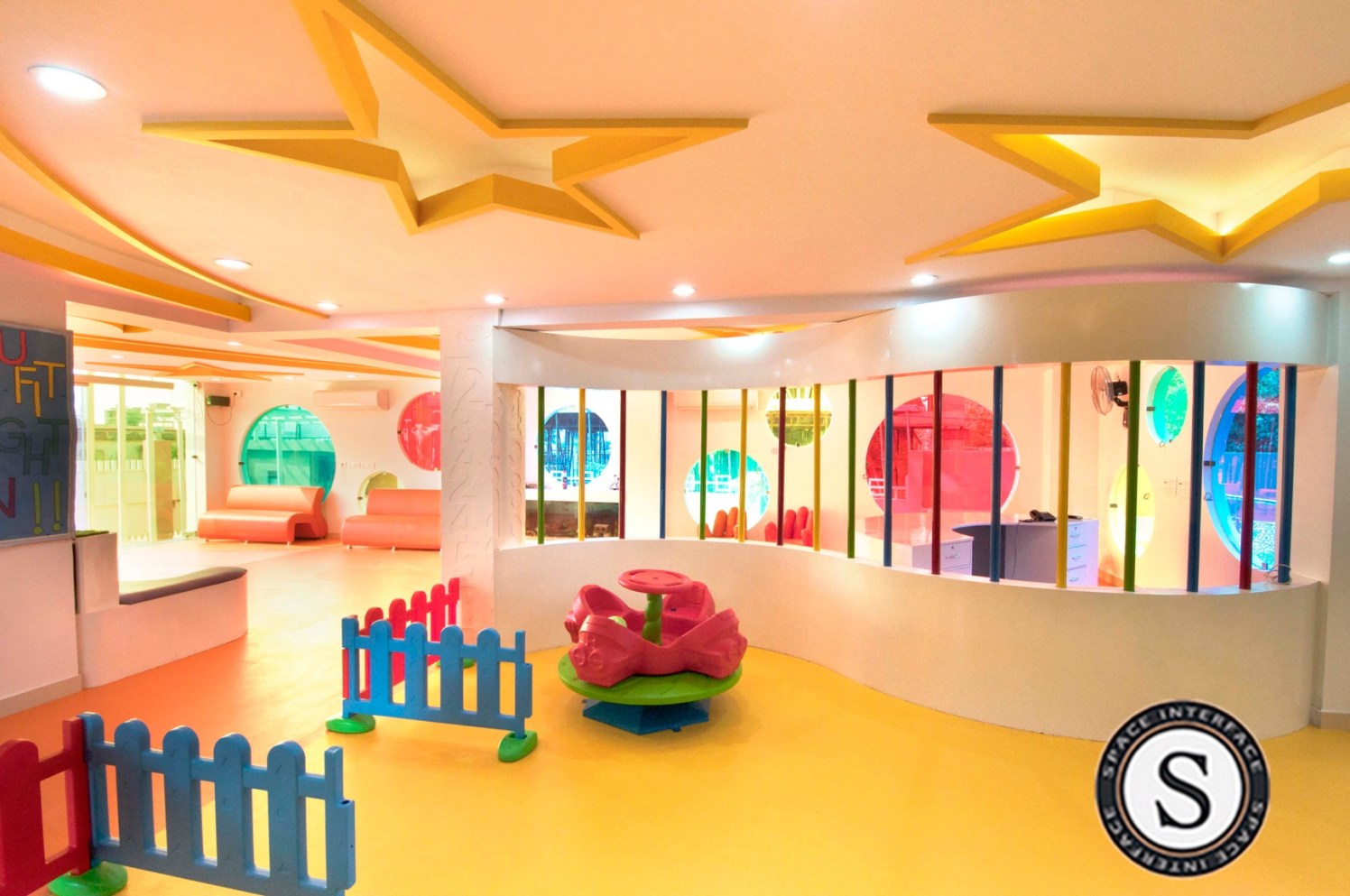 Playschool Design! by Space Interface - Architecture and Interior Design | Interior Design Photos & Ideas