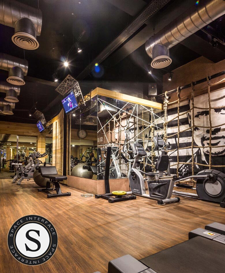 Gym Design! by Space Interface - Architecture and Interior Design | Interior Design Photos & Ideas