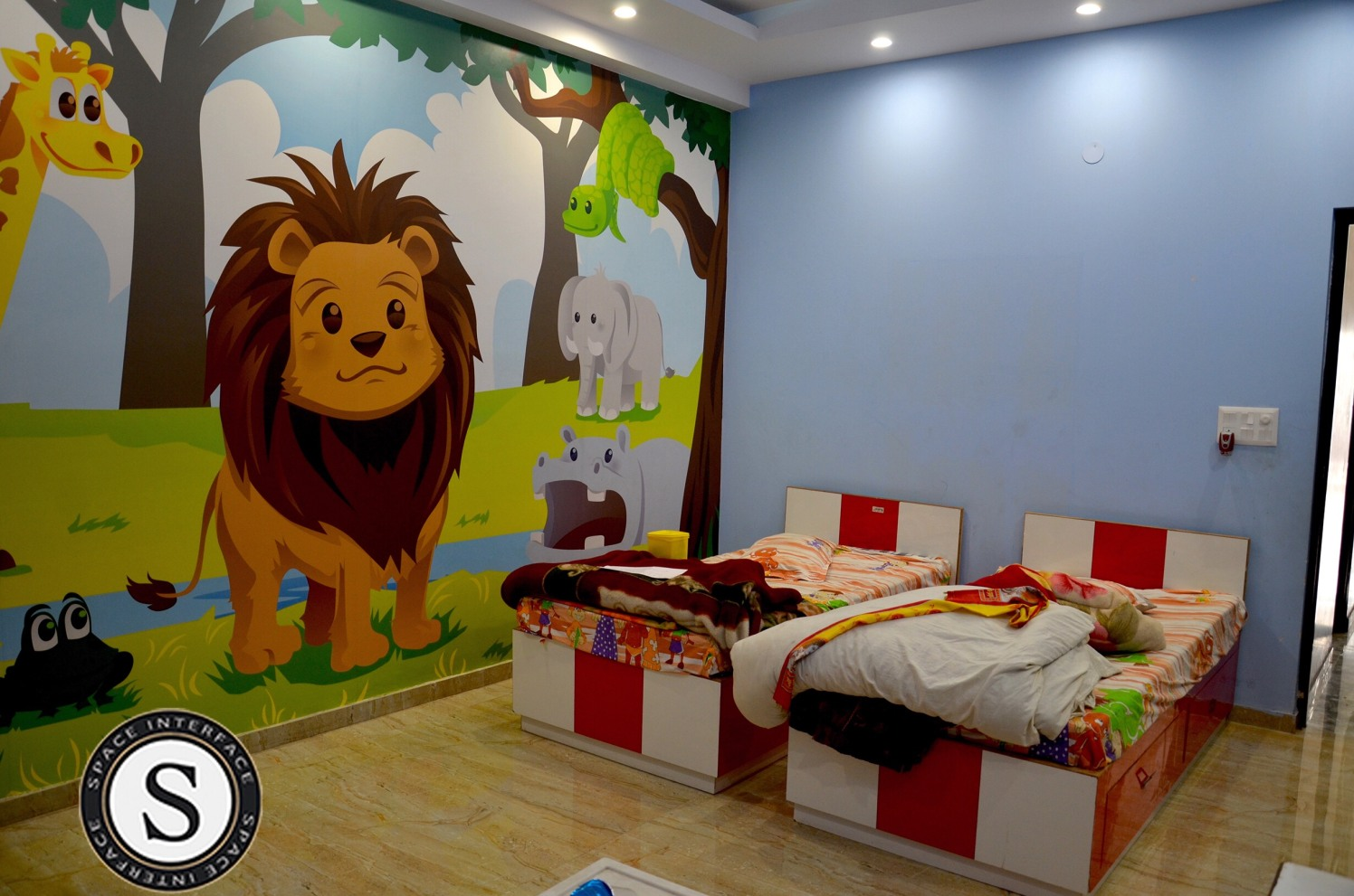 Kid's Bedroom! by Space Interface - Architecture and Interior Design Bedroom | Interior Design Photos & Ideas