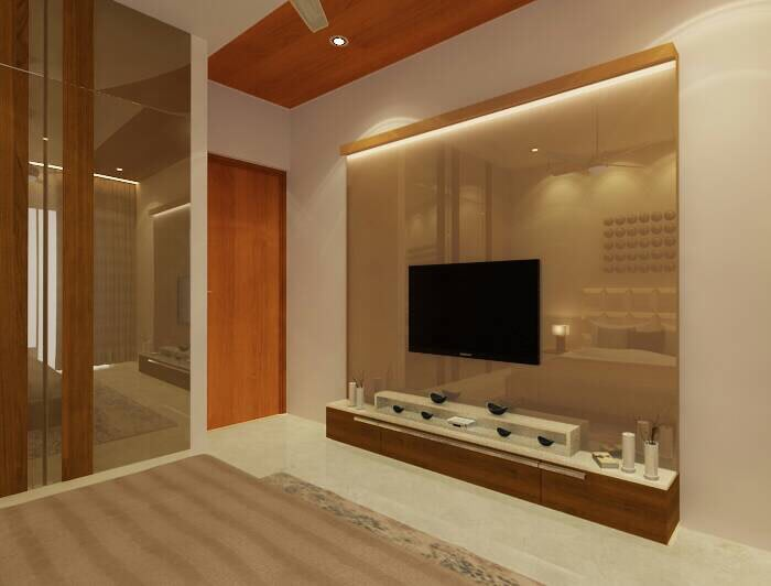 Contemporary Display Unit! by Space Interface - Architecture and Interior Design Living-room | Interior Design Photos & Ideas