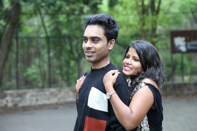 Chic couple! by Dhwani Digital Vision Photography Wedding-photography | Weddings Photos & Ideas