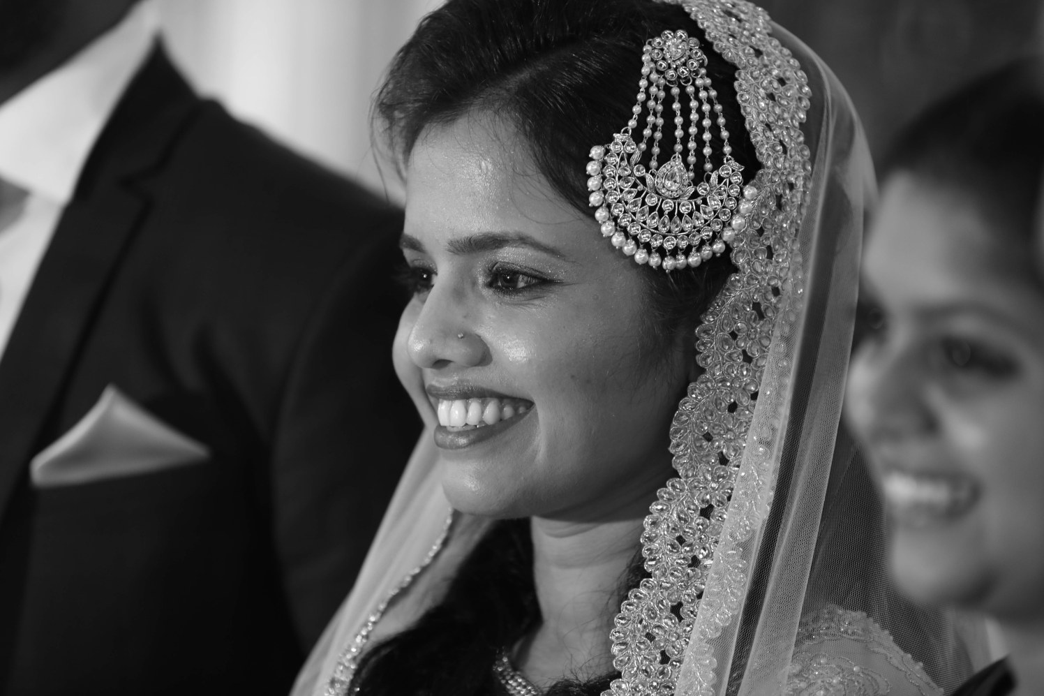 A beautiful smile of the beautiful bride! by Dhwani Digital Vision Photography Wedding-photography | Weddings Photos & Ideas