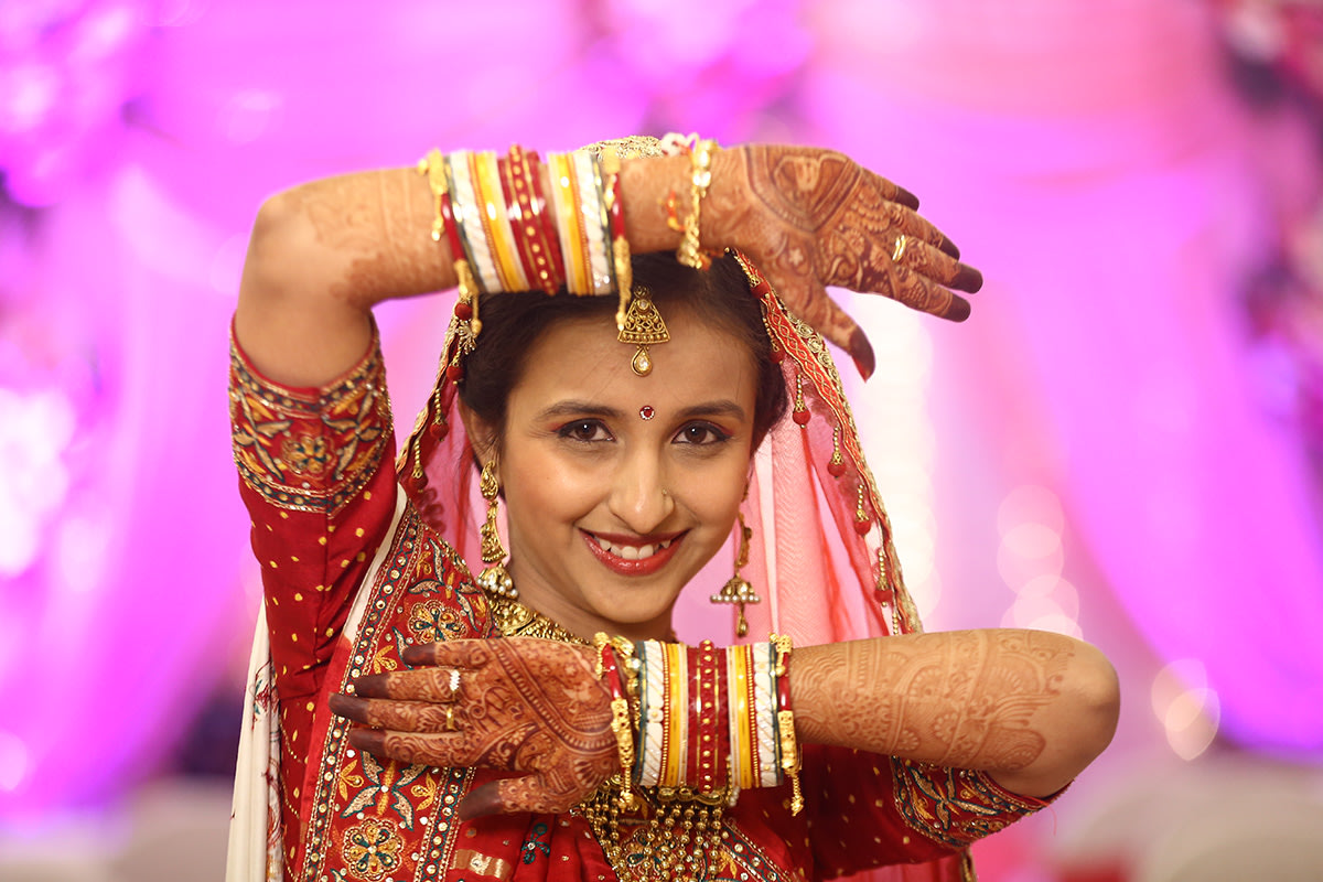 A radiant bride! by Dhwani Digital Vision Photography Wedding-photography | Weddings Photos & Ideas