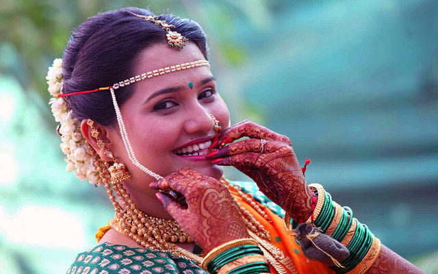 Marathi Bride! by Dhwani Digital Vision Photography Wedding-photography | Weddings Photos & Ideas