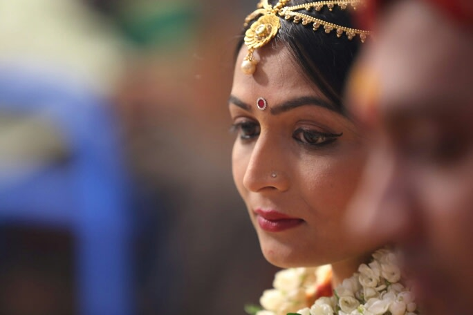 A stunning bride! by Dhwani Digital Vision Photography Wedding-photography | Weddings Photos & Ideas