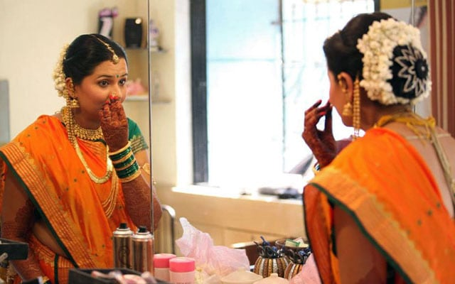 Bride getting ready! by Dhwani Digital Vision Photography Wedding-photography | Weddings Photos & Ideas