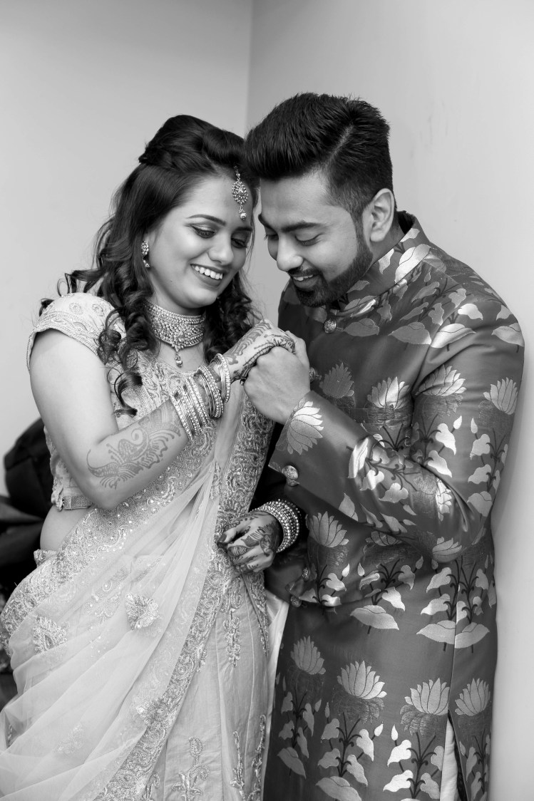 Edgy Couple! by Dhwani Digital Vision Photography Wedding-photography | Weddings Photos & Ideas