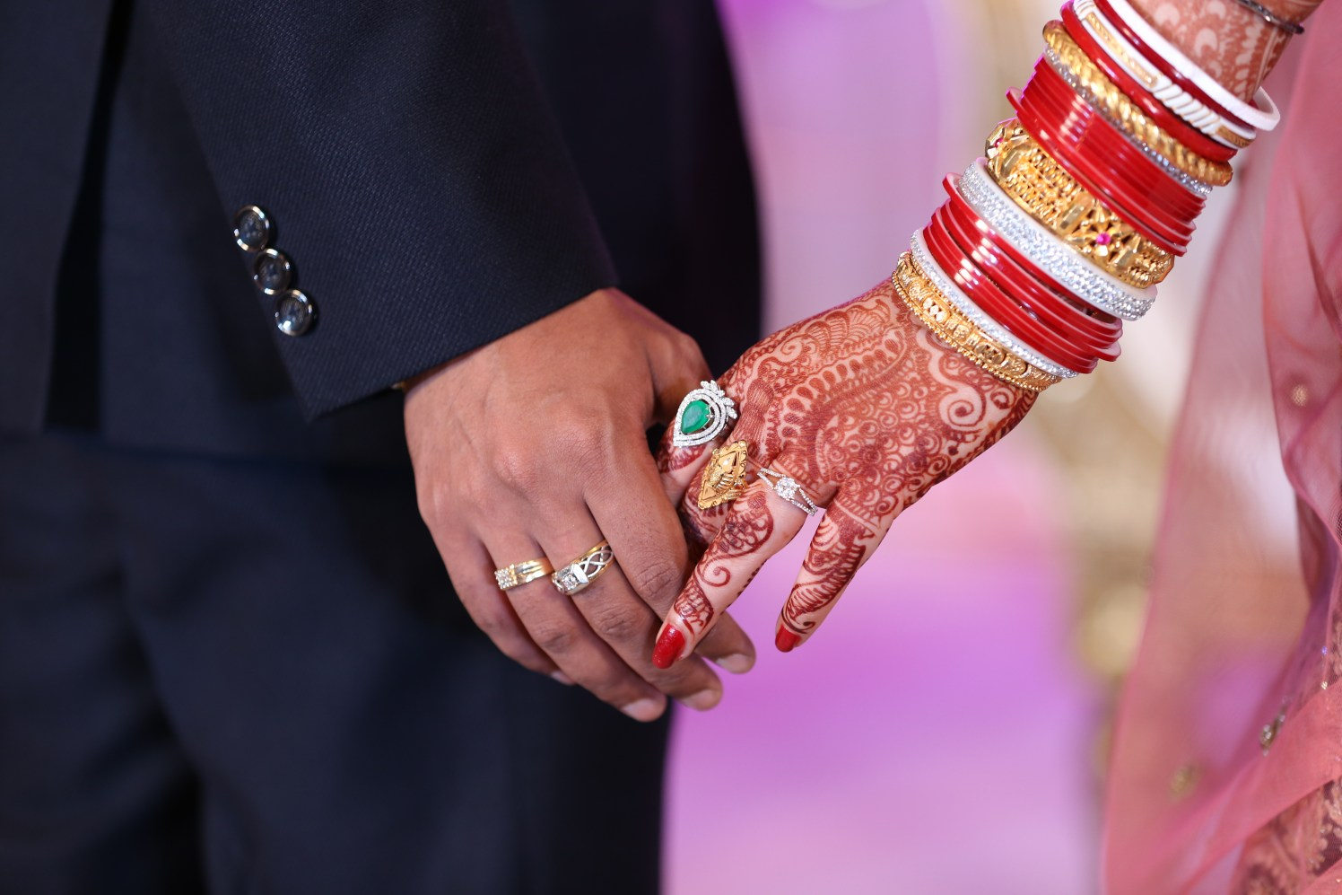 Couples holding hand! by Dhwani Digital Vision Photography Wedding-photography | Weddings Photos & Ideas