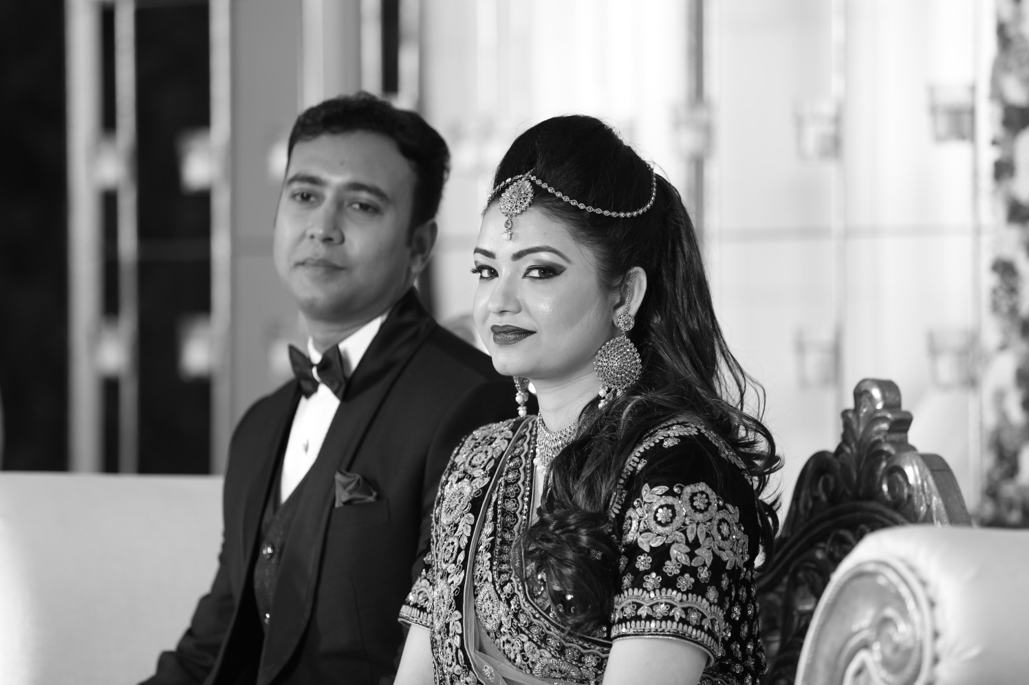 A stunning couple! by Dhwani Digital Vision Photography Wedding-photography | Weddings Photos & Ideas