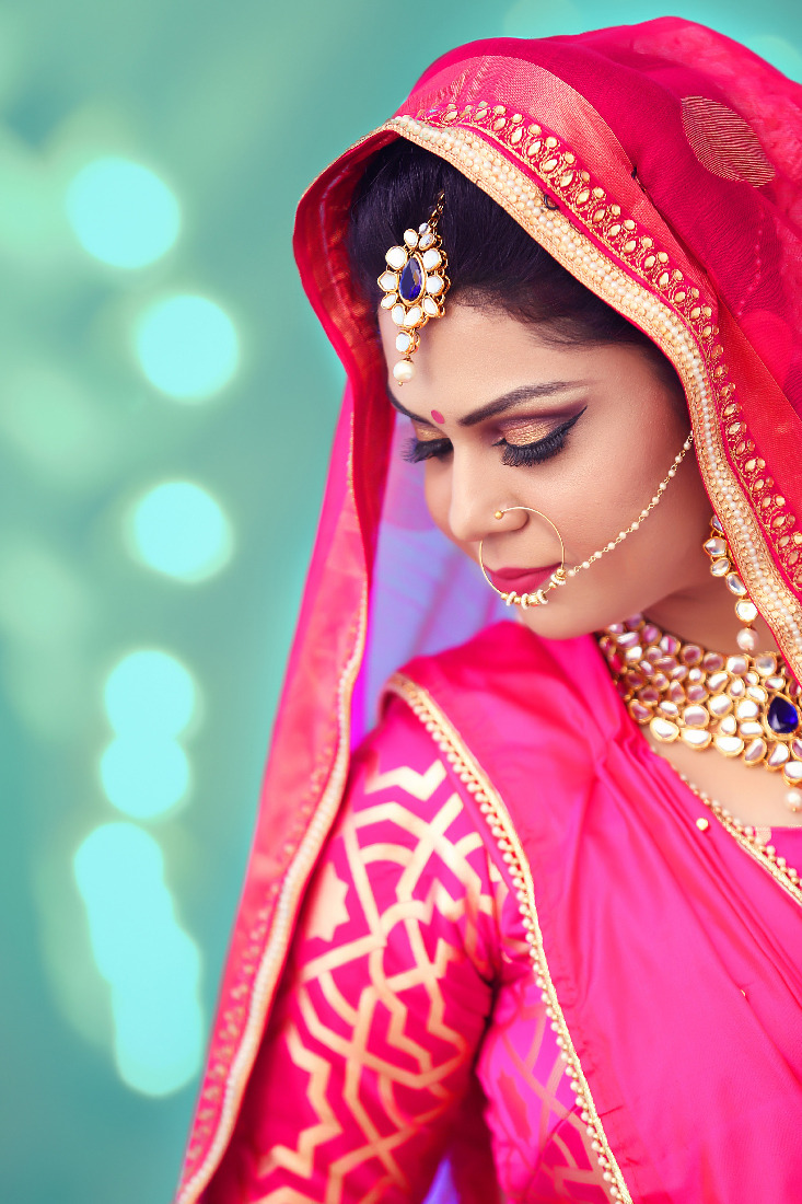 Glowing Bride Adorning Marvelous Bridal Jewellery by Mukesh bijalwan  Wedding-photography Bridal-makeup Bridal-jewellery-and-accessories | Weddings Photos & Ideas