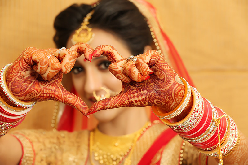 Gorgeous Bride on her Wedding day by Mukesh bijalwan  Wedding-photography | Weddings Photos & Ideas