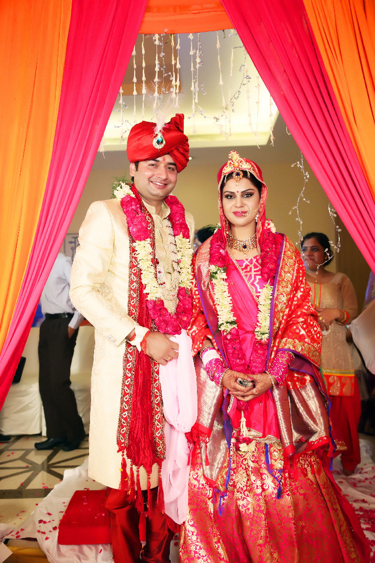 Wedding Outfit Ideas For The Couple by Mukesh bijalwan  Wedding-photography Groom-wear-and-accessories Wedding-dresses   Weddings Photos & Ideas