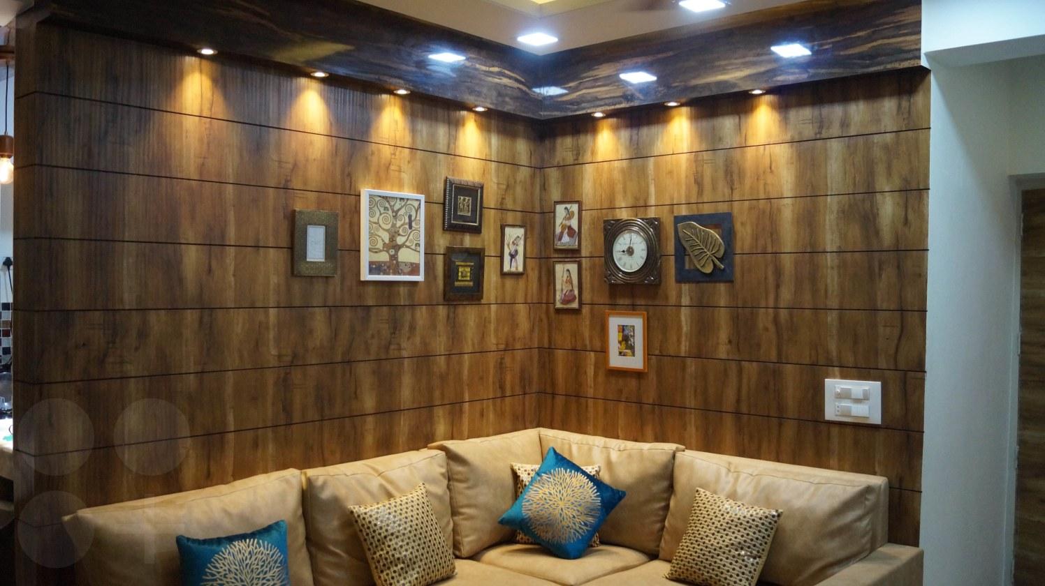 Modern living room by Arch+3 Living-room Modern | Interior Design Photos & Ideas