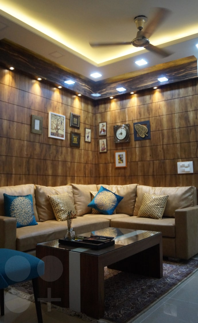 Modern living room decor by Arch+3 Living-room Modern | Interior Design Photos & Ideas