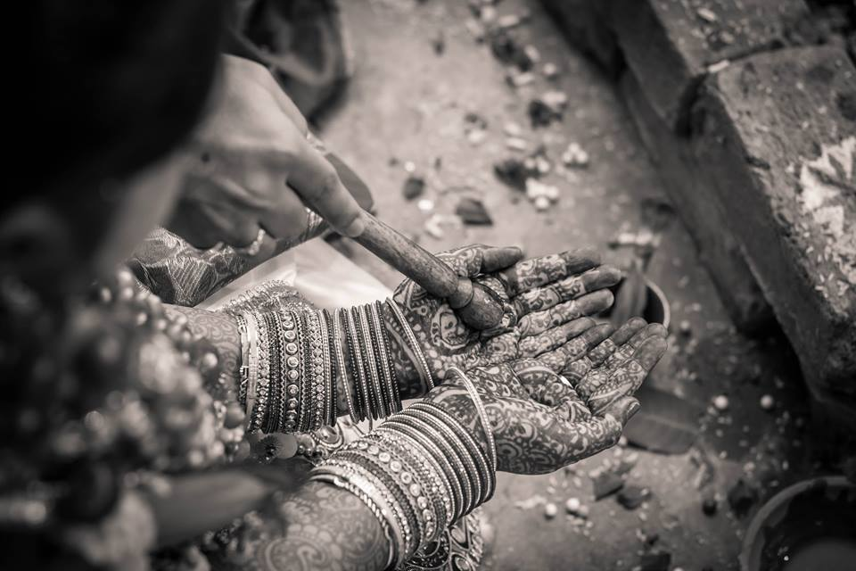 A beautiful design of henna! by Orange Peel Photography Wedding-photography | Weddings Photos & Ideas