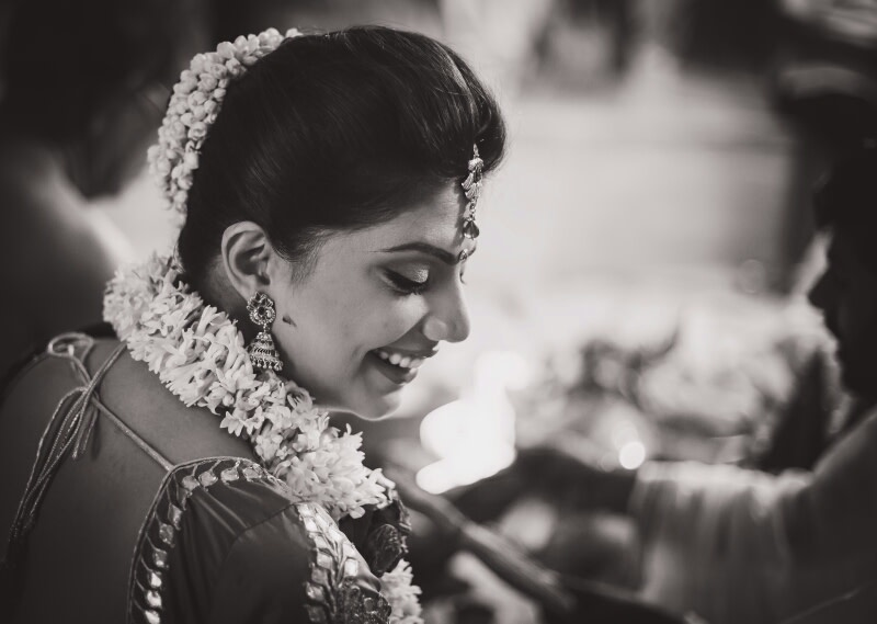 A beaming bride! by Orange Peel Photography Wedding-photography | Weddings Photos & Ideas