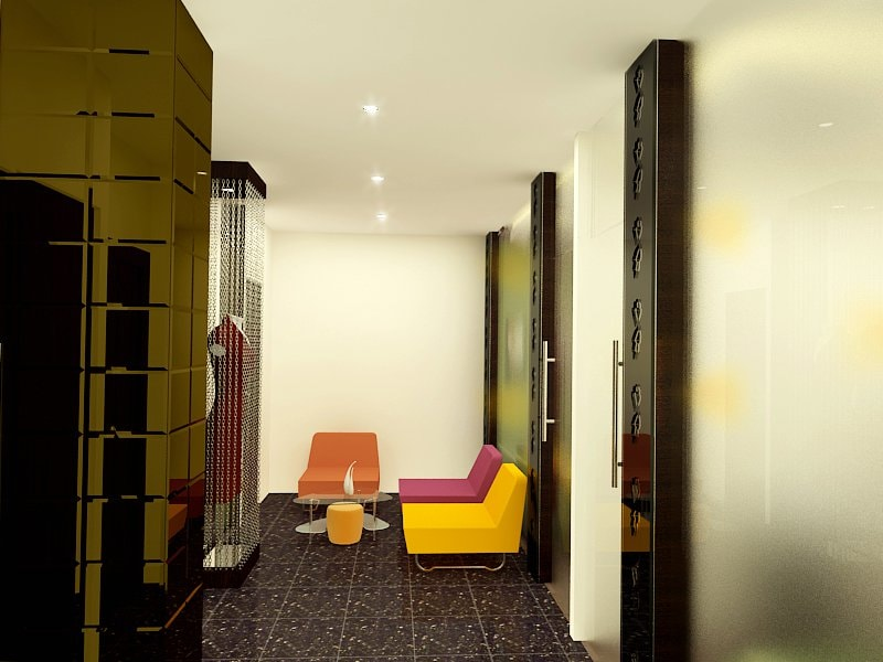 3D design of a retail store by Reform Design  | Interior Design Photos & Ideas