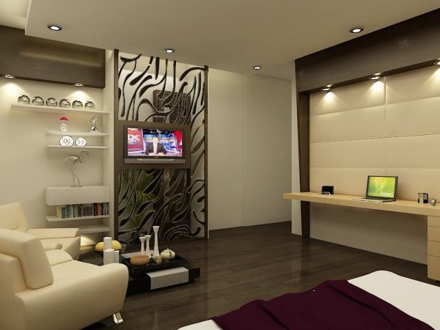 Master bedroom with wooden flooring by Reform Design  Bedroom | Interior Design Photos & Ideas