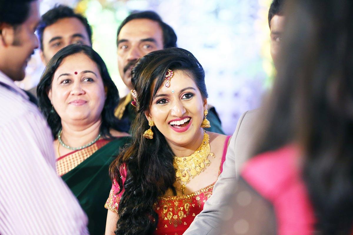 A cheerful bride on her reception! by Royale Photos Wedding-photography | Weddings Photos & Ideas