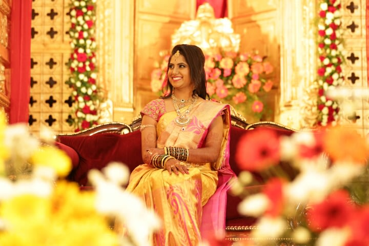 A regal bride on her reception day! by Royale Photos Wedding-photography | Weddings Photos & Ideas