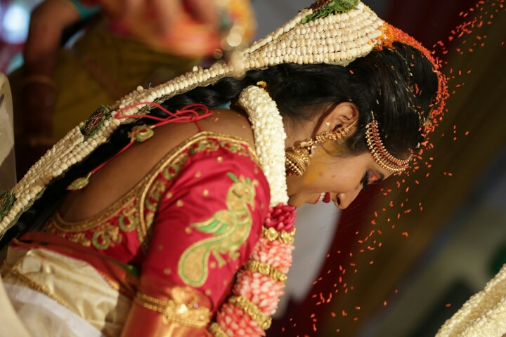 A beautiful south indian bride! by Royale Photos Wedding-photography | Weddings Photos & Ideas