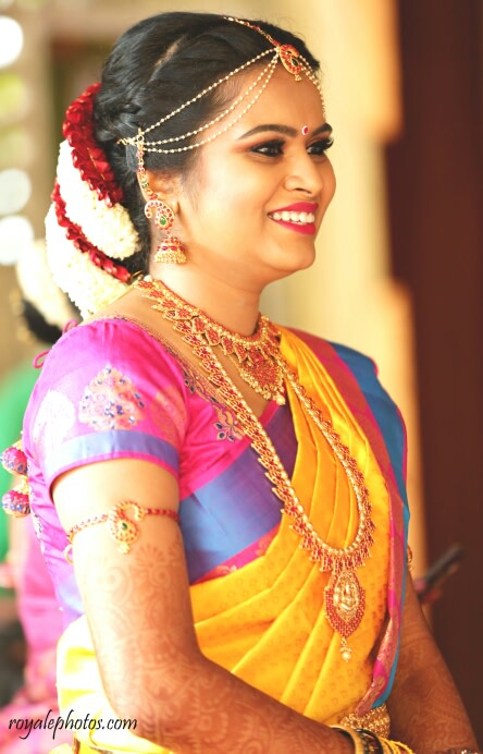 A magnificent south indian bride! by Royale Photos Wedding-photography | Weddings Photos & Ideas