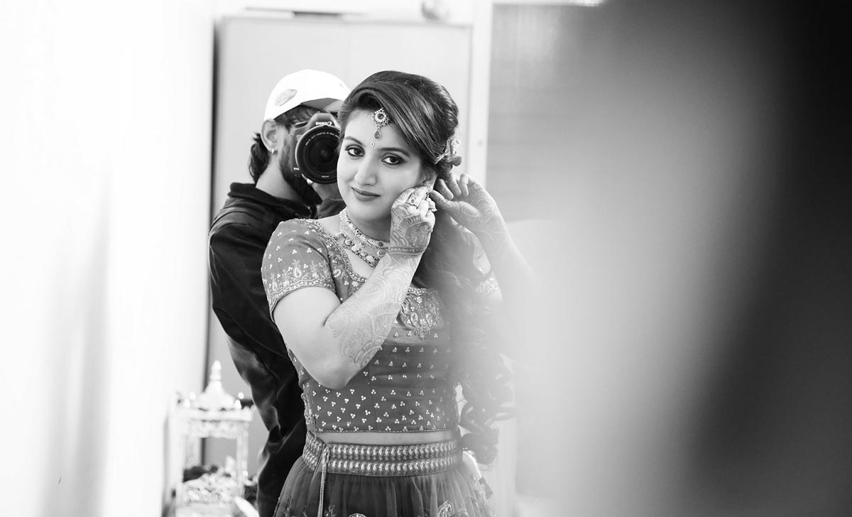 A bride getting ready! by Royale Photos Wedding-photography | Weddings Photos & Ideas
