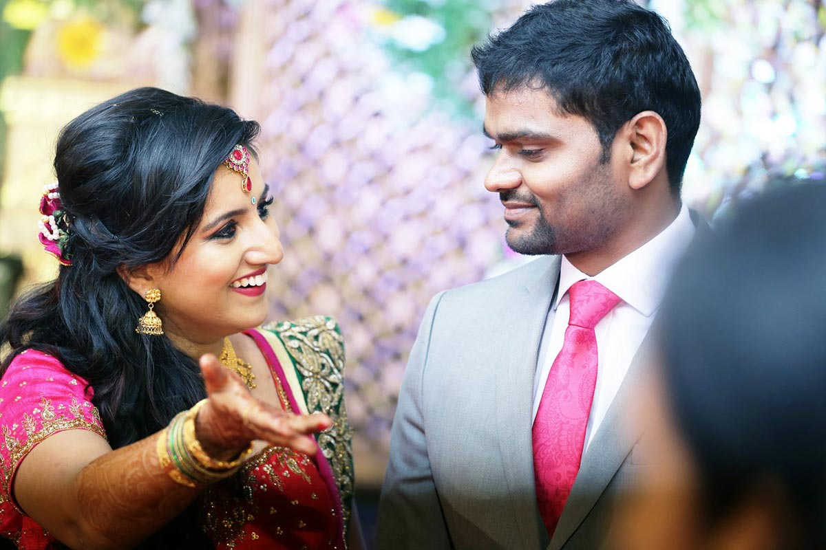 Couple looking into each other's eyes! by Royale Photos Wedding-photography | Weddings Photos & Ideas