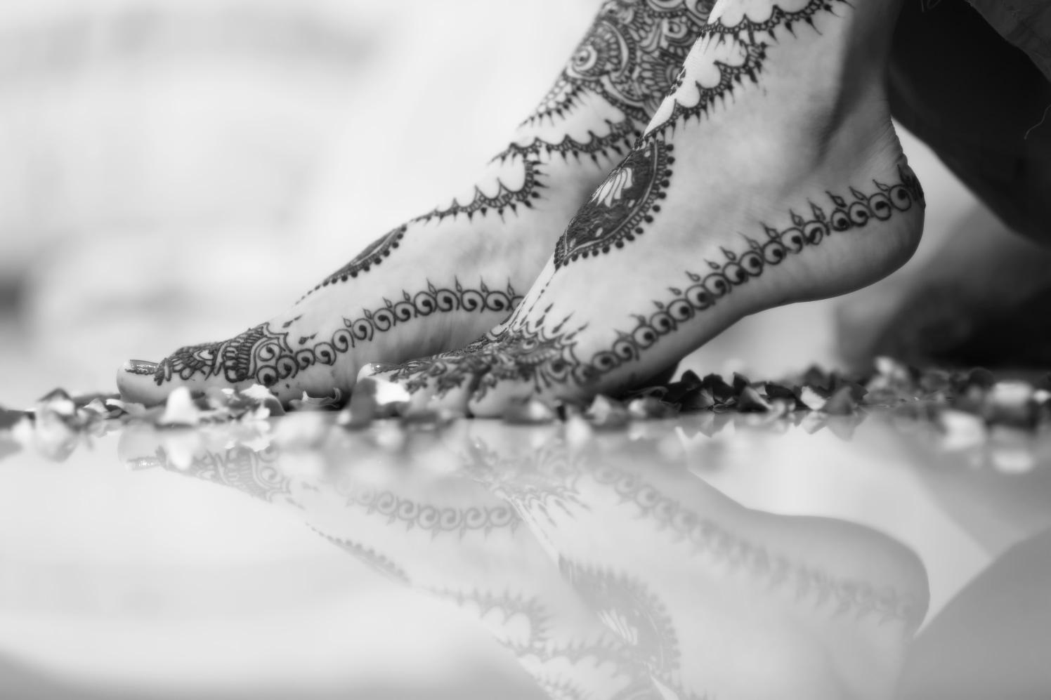 Beautiful feet mehendi! by Royale Photos Wedding-photography | Weddings Photos & Ideas