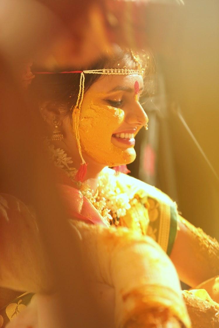 Haldi ceremony of the bride! by Royale Photos Wedding-photography   Weddings Photos & Ideas