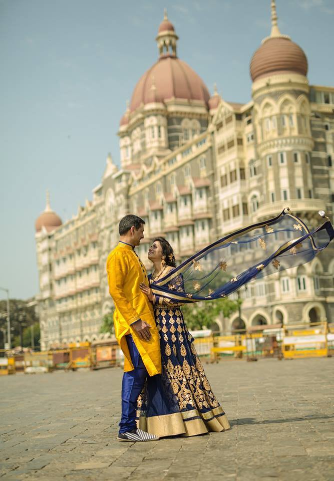 The flowing stole by Lakshya Manwani Photography Wedding-photography | Weddings Photos & Ideas