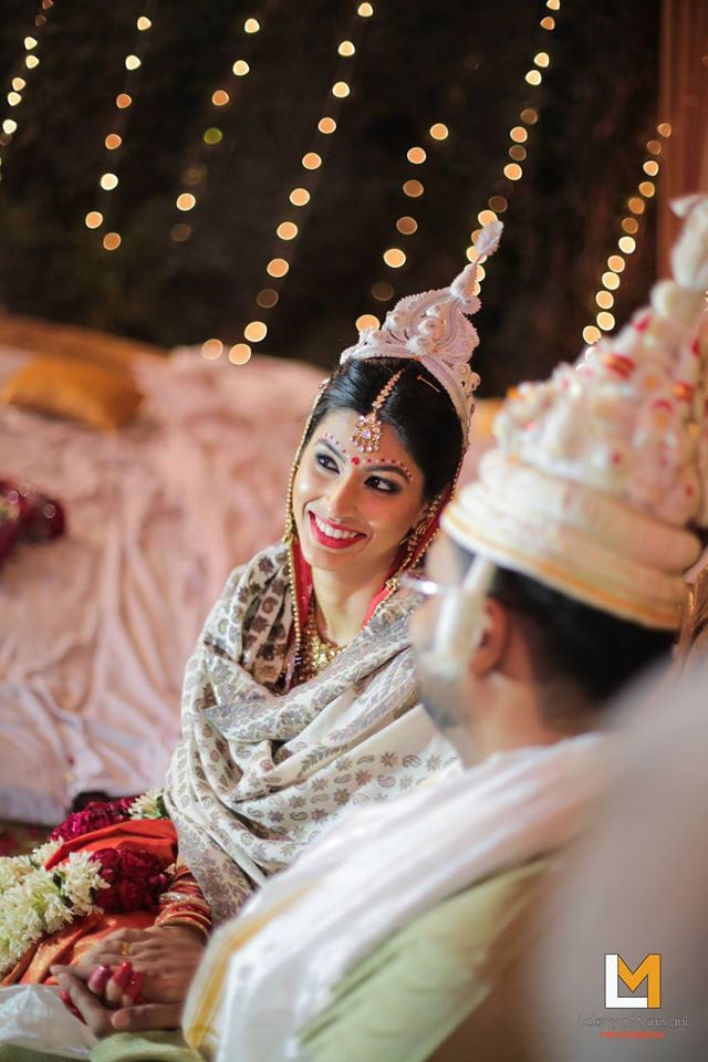 Hopeful smile by Lakshya Manwani Photography Wedding-photography Bridal-jewellery-and-accessories | Weddings Photos & Ideas